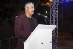 Escultor Nelson Agustín Agudelo