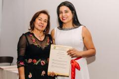 Dra. Rocío Gómez Gallego y la Dra. Sandra María Vélez Cuerno