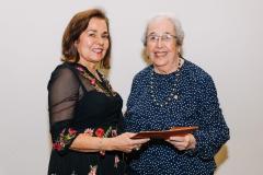 Dra. Rocío Gómez Gallego y la Dra. Vilma Piedrahíta de Mejía