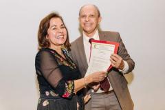 Dra. Rocío Gómez Gallego y el Dr. Giovanny García Martínez