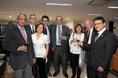 Miembros Academia de Medicina de Medellín, Familia del Ministro de Salud y Protección Social y asistentes.