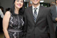 Dra. Carolina Campuzano Zuluaga, Directora Administrativa, y Dr. Germán Campuzano Zuluaga, Director Médico, Laboratorio Clínico Hematológico