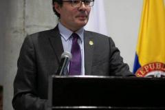 Dr. Alejandro Gaviria Uribe, Ministro de Salud y Protección Social